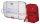 Zattera Eurovinil Syntesy  ISO 9650 Italia + Grab Bag VTR