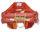 Zattera Eurovinil ISO 9650 Francia Tipo1 >24 VTR con Grab Bag