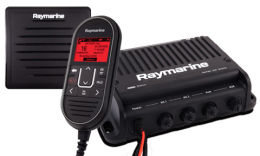 Raymarine VHF Ray90 BlackBox