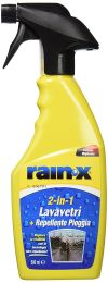 Rain-X 2 in 1 Pulitore + Antipioggia 500 ml