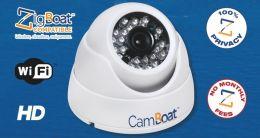 Glomex CamBoat Wi-Fi HD Video Sorveglianza