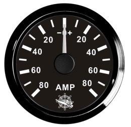 Amperometro con Shunt 80A