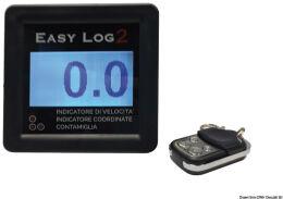 Spidometro GPS Easy Log 2