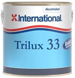 Antivegetativa International Trilux 33 2,5 L