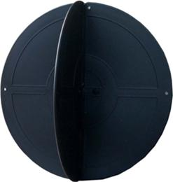 Pallone Nero 300mm