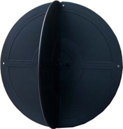 Pallone Nero 350mm
