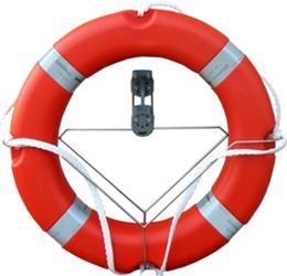 Supporto per salvagenti anulari