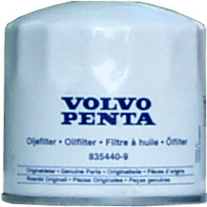 Filtro Olio Volvo Penta 835440